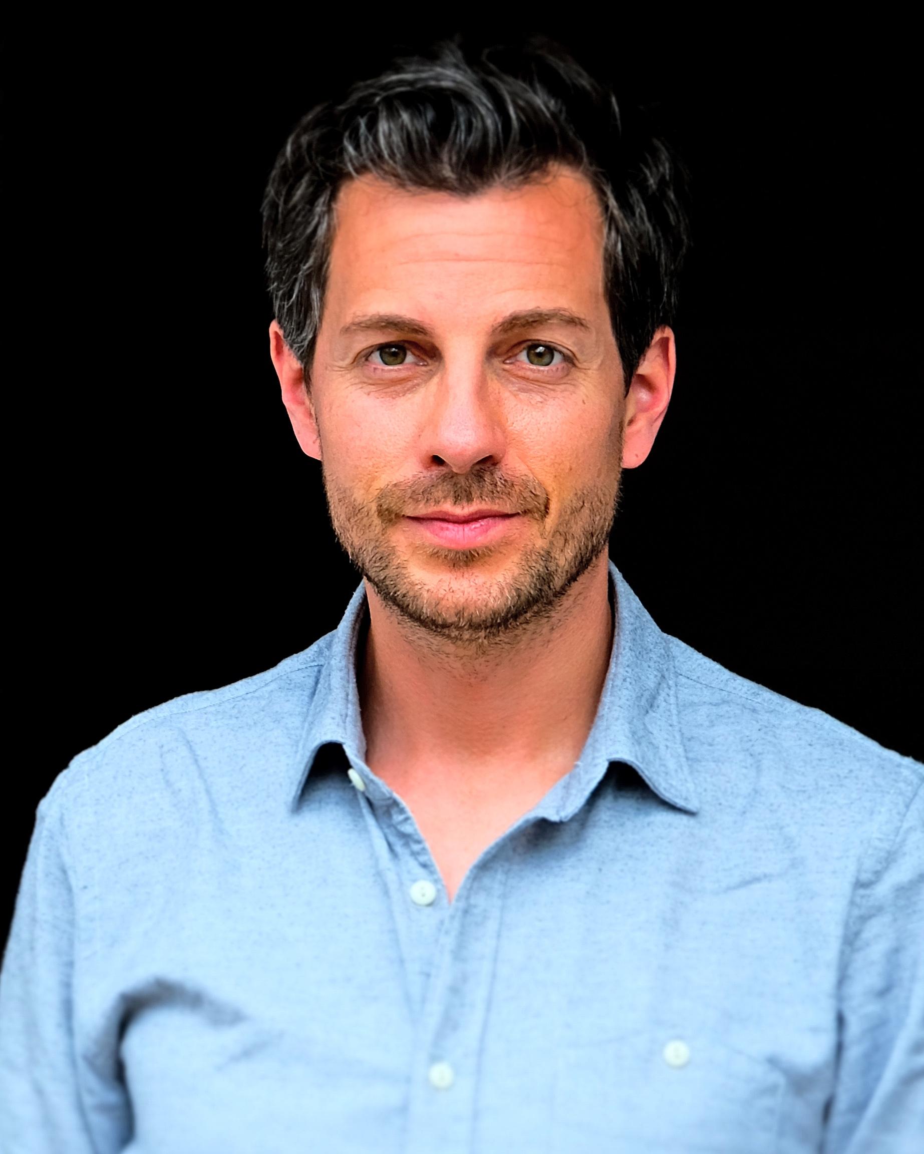 Moderator Martin Kloss