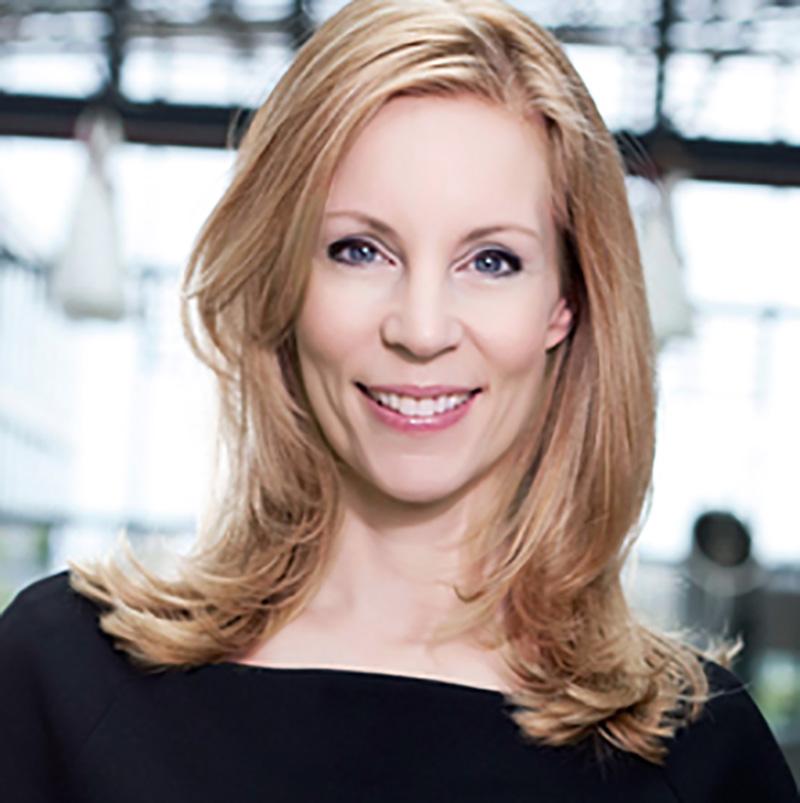 Claudia van Veen Moderatorin