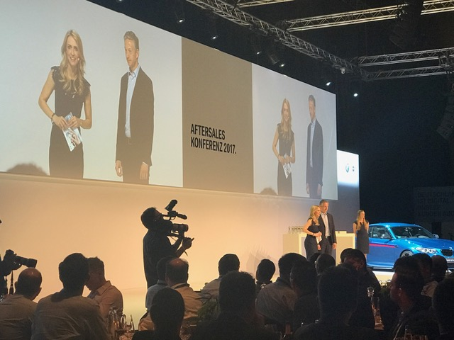 Petra Bindl Konferenz Moderation