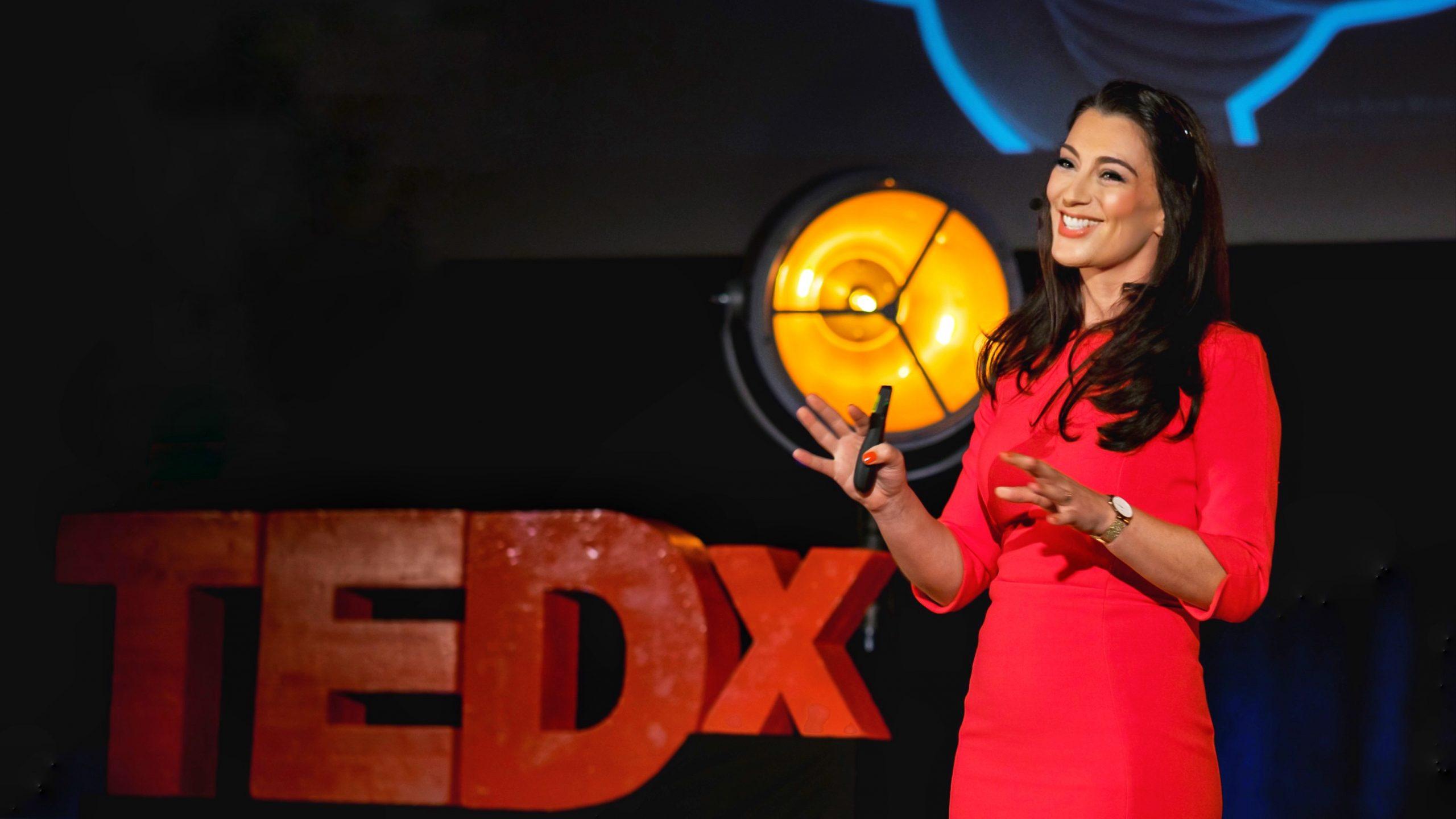 Katrin Cecile Ziegler TEDx