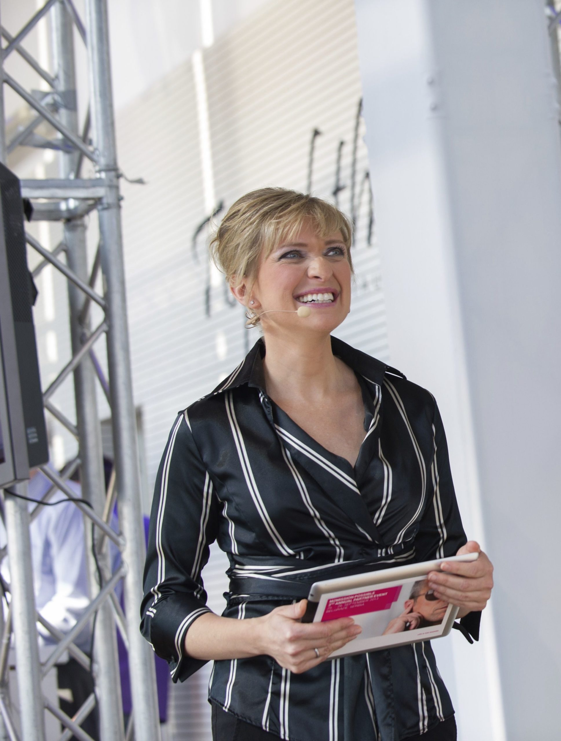 Marianna Evenstein TV Moderatorin