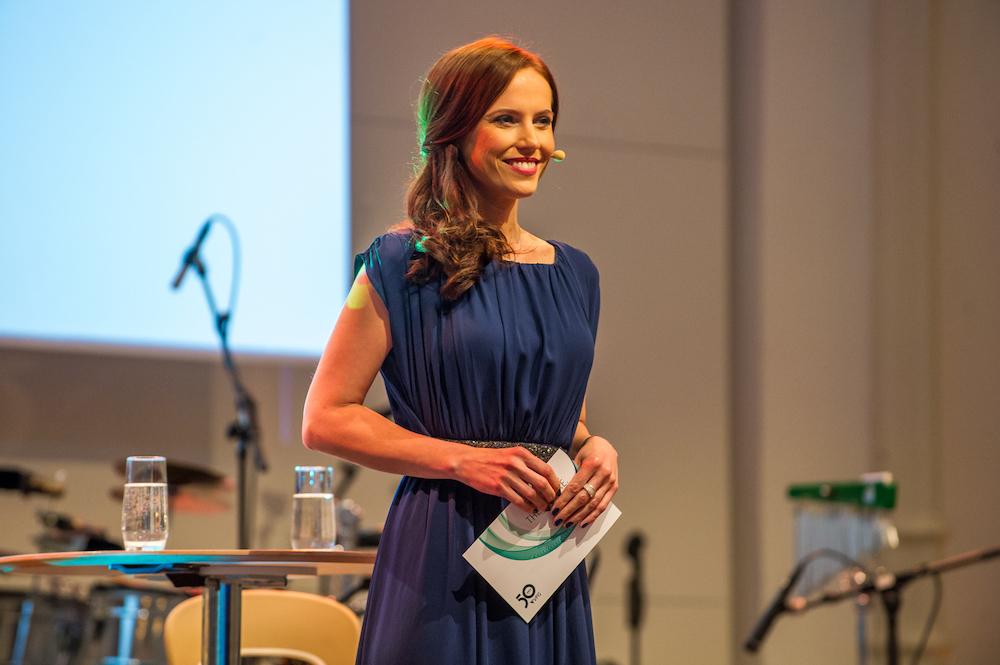 Susanne Schöne Moderatorin